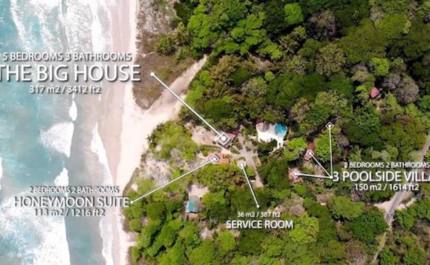 BOUTIQUE BEACHFRONT RESORT WITH MORE  DEVELOPMENT OPPORTUNITY