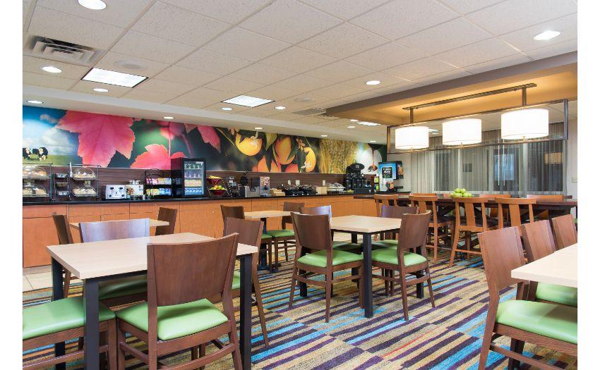 Fairfield Inn by Marriott (re-branding opportunity)
