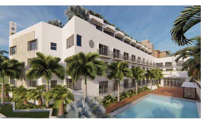 Miami Beach Boutique Hotel Redevelopment - Collins Avenue