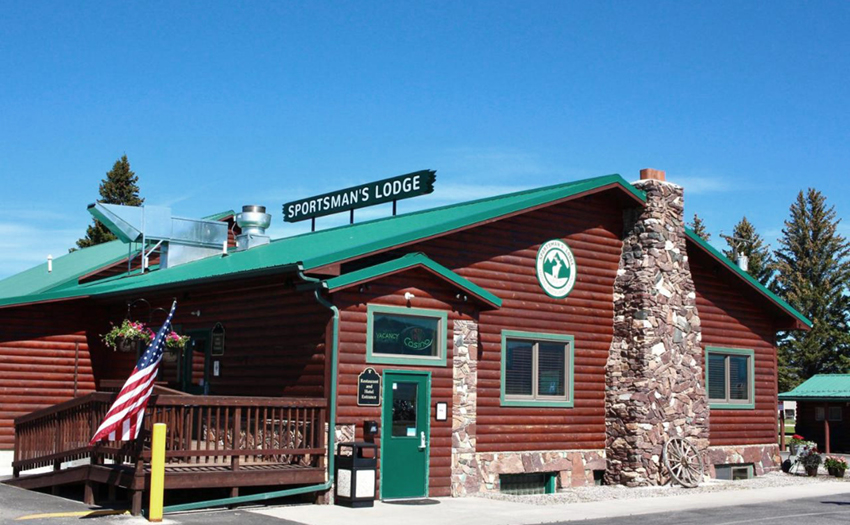 Sportsman's Lodge Restaurant and Casino - JUST LISTED!