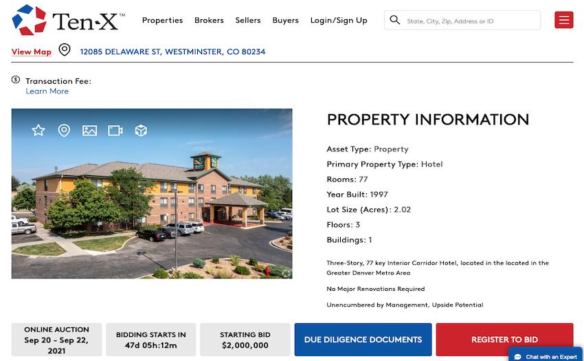Quality Inn & Suites Denver North Westminster